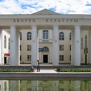 Дворцы и дома культуры Заларей