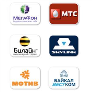 Операторы сотовой связи Заларей