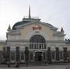 Железнодорожные вокзалы в Заларях