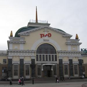 Железнодорожные вокзалы Заларей