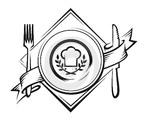 Гостиница Белые росы - иконка «ресторан» в Заларях